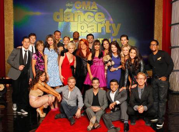 Emmys 2013: Dancing With the Stars Nominated For Outstanding Reality-Competition Program