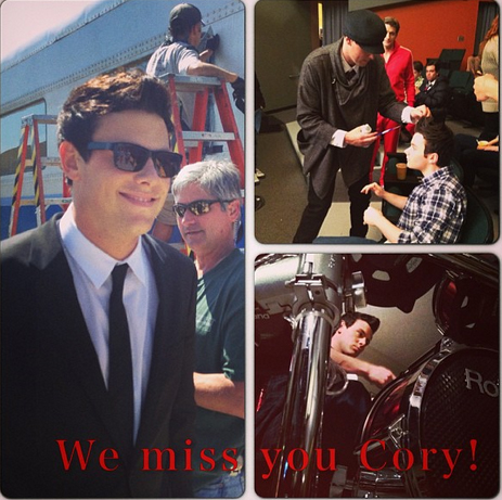 Cory Monteith Death: All of the Glee Cast's Public Statements