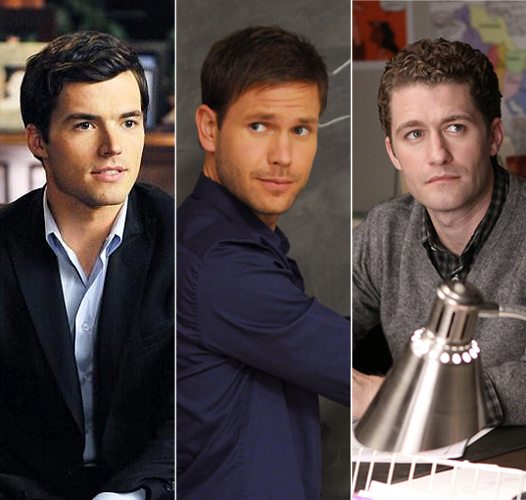 Which Male TV Teacher Is the Hottest? (POLL)