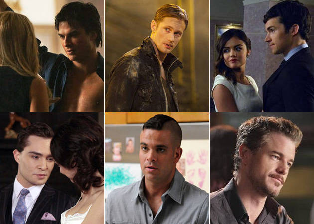 Which Hot TV Guy Would You Make Out With — But Never Date? (POLL)