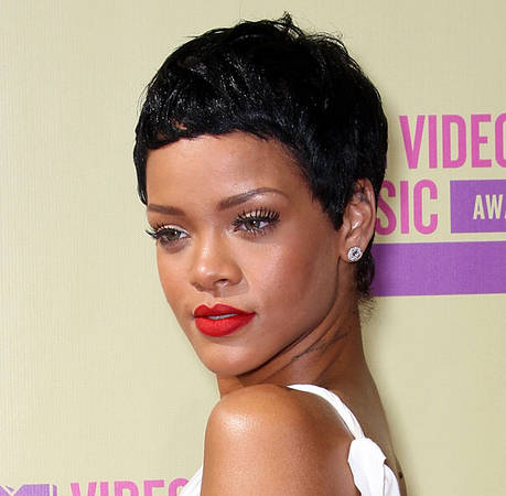 Rihanna Shows Off Pierced Nipples in Mesh Shirt — See Shocking Pic!