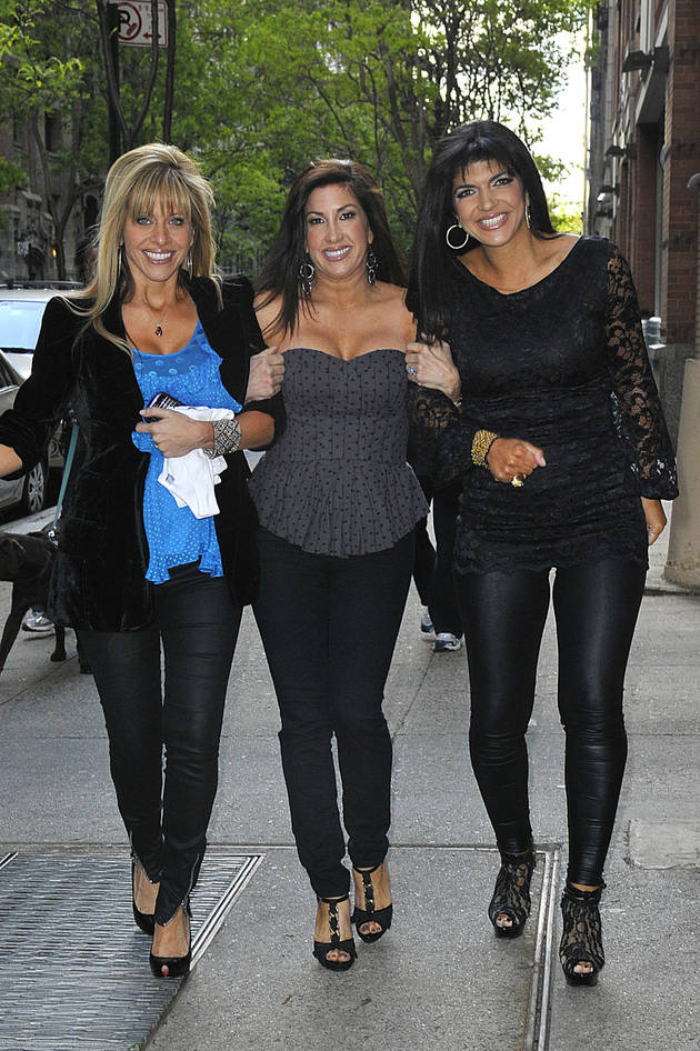 """Jacqueline Laurita Talks About Dina Manzo, Wants to See """"Sincere"""" Effort From Her"""