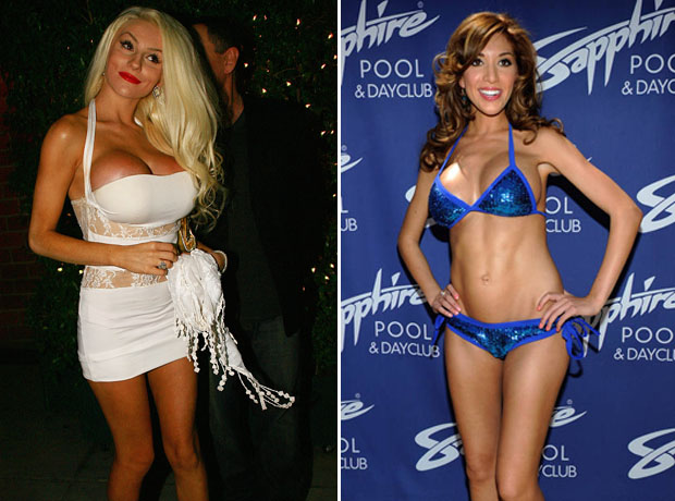 "Courtney Stodden on Farrah Abraham's Porn Career: ""Success Means Different Things to Different People"""