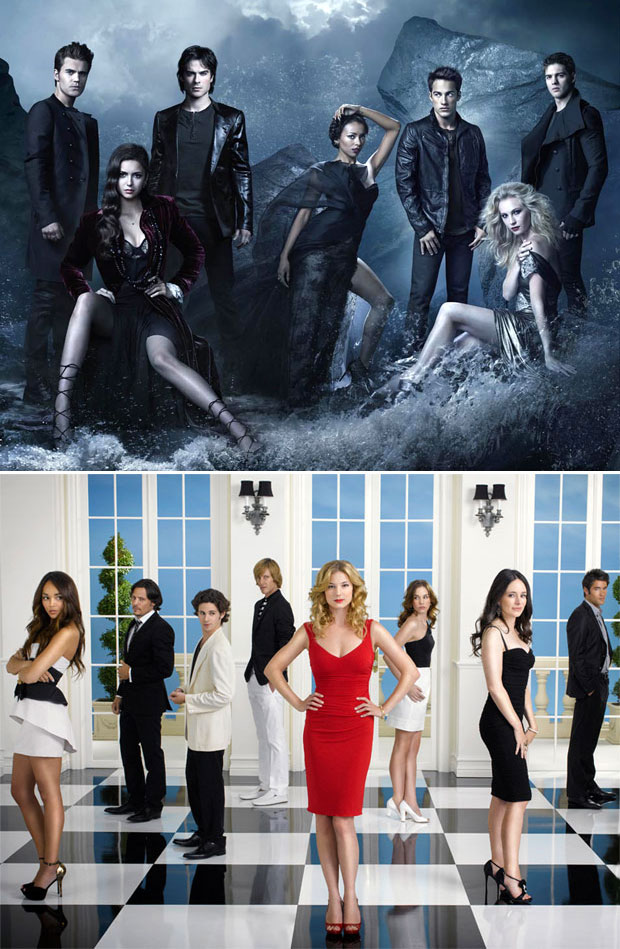 Vampire Diaries Cast Up For More 2013 Teen Choice Awards