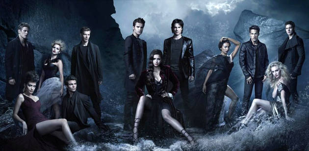 The Vampire Diaries Cast Reacts to Their 2013 Teen Choice Nominations