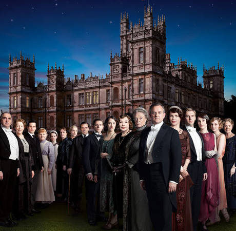 Emmys 2013: Downton Abbey Gets 12 Nominations — Dan Stevens Snubbed?