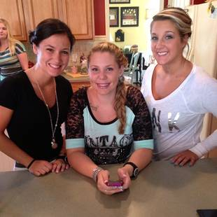 Kailyn Lowry Shares Potential Wedding Hair (PHOTO)