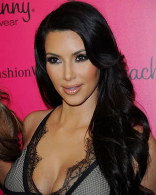 Kim Kardashian is Struggling to Lose Her Baby Weight