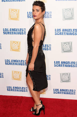 Lea Michele Back to Work on Glee After Cory Monteith's Death