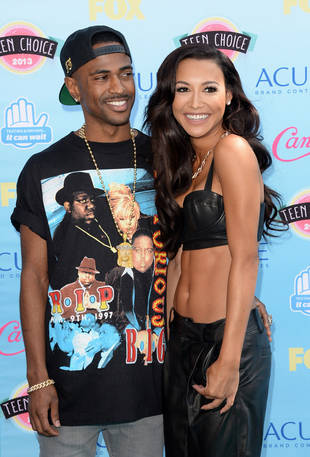 Glee's Naya Rivera Met Boyfriend Big Sean on Twitter?