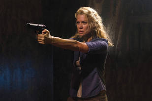 The Walking Dead's Laurie Holden Wishes Andrea Was Still Alive!