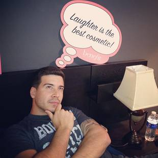 """Vinny Guadagnino Shows Off His """"Nice Package"""" in Benefit Beauty Ad (VIDEO)"""