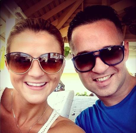 """Jersey Shore's Mike """"The Situation"""" Sorrentino Takes Major Step With New Girlfriend! (PHOTO)"""
