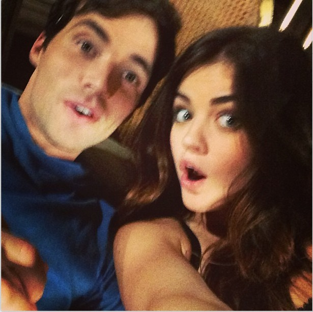Pretty Little Liars' Summer Finale: Lucy Hale and Ian Harding Weigh In