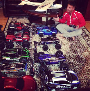 Jersey Shore's The Situation Shows Off Massive Car Collection