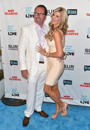 Who Stood RHOC's Alexis Bellino Up for Dinner? Exclusive!