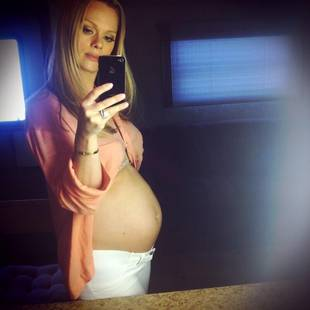 Drop Dead Diva's Pregnant Kate Levering Gives Birth to Baby Boy!