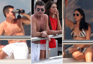 Simon Cowell's Baby Mama Says Husband Knew About Affair: Report