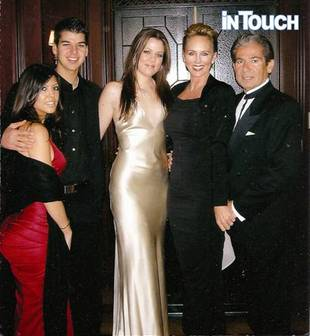 Ellen Kardashian Sues Kardashians and Ryan Seacrest for Defamation