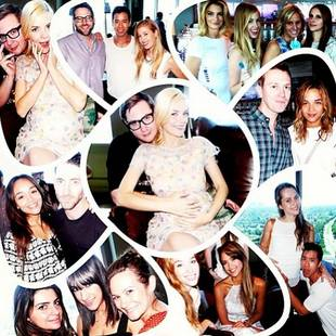 Celebs Turn Out For Jaime King's Star Wars-Inspired Baby Shower