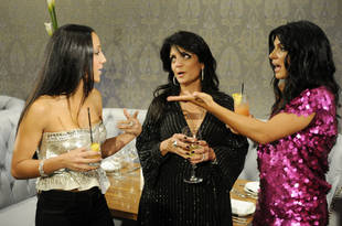 """Kathy Wakile Says She's in a """"Comfortable"""" Place With Teresa Giudice"""