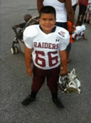 """6-Year-Old Deemed """"Too Fat"""" To Play Football (VIDEO)"""