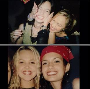 Torrey DeVitto and Arielle Kebbel at 16: See Their Flashback Photos