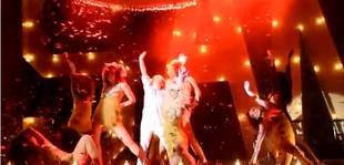 Teen's Burlesque Bar Mitzvah Dance Routine Is an Amazing Way to Announce Manhood (VIDEO)