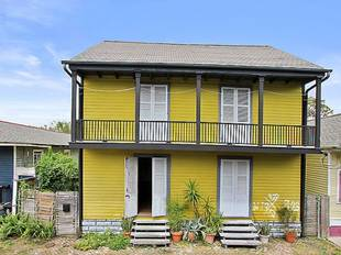 Solange Knowles Leaving Brooklyn For New Orleans — See Her Little Yellow House! (PHOTO)