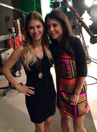 Is AshLee Frazier Getting Bethenny Frankel's Help to Launch New Show?