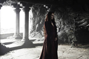 Game of Thrones Season 4 Spoilers: What Happens to Melisandre?