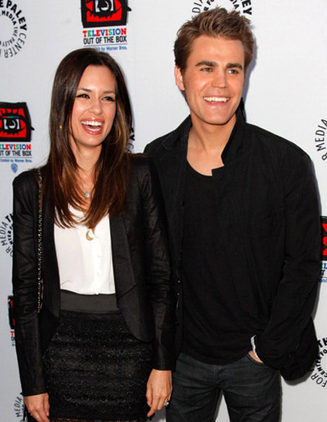 Paul Wesley and Torrey DeVitto: He Finds Love Stories Hard to Maintain