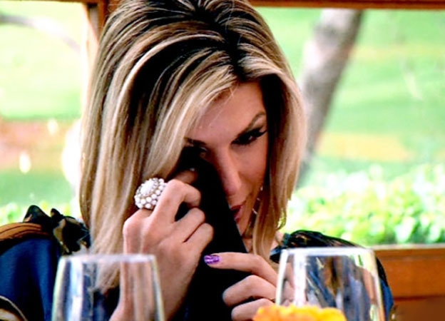 Tamra Barney Makes Jim and Alexis Bellino Cry on Real Housewives of OC