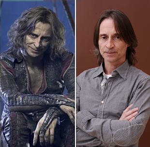 "Robert Carlyle on ""Conflicted"" Mr. Gold and Rumple — And Babies With Belle!"