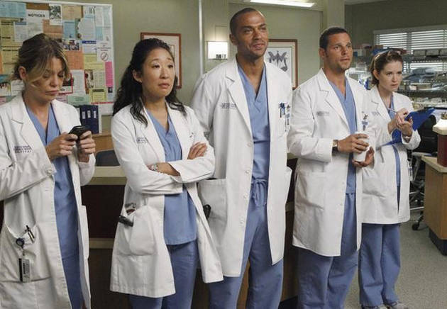 Grey's Anatomy Season 10: [SPOILER] Has to Have a Kid, Pick a Guy, and Face Death! (VIDEO)