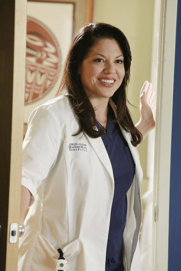 "Grey's Anatomy: Callie's Name Is ""Not a Coincidence"" Says Shonda Rhimes"