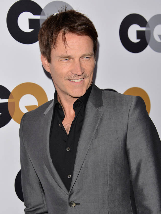 Which True Blood Star Supported Stephen Moyer at His Chicago Performance? (PHOTO)