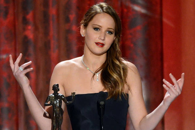 "Jennifer Lawrence Reveals Strange Fear, Ongoing ""Meltdown"""