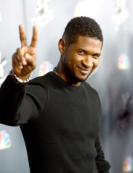 """The Hero Who Saved Usher's Son Talks His Accident: """"Thank God I Was There"""""""