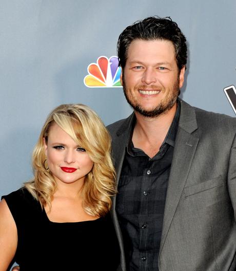 """Blake Shelton on Rumors Miranda Lambert Sent Him to Rehab: """"She Sent Me to the Liquor Store!"""""""