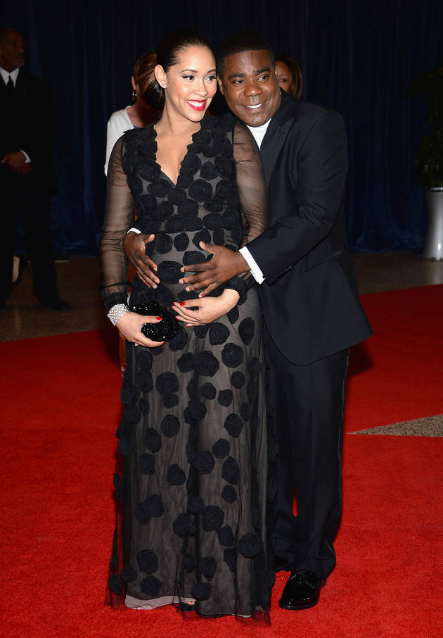 Tracy Morgan Shares First Photo of Daughter Maven Sonae!