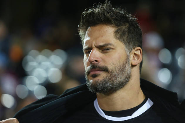 True Blood Joe Manganiello Takes on Fox Newscaster Shepard Smith on The Soup