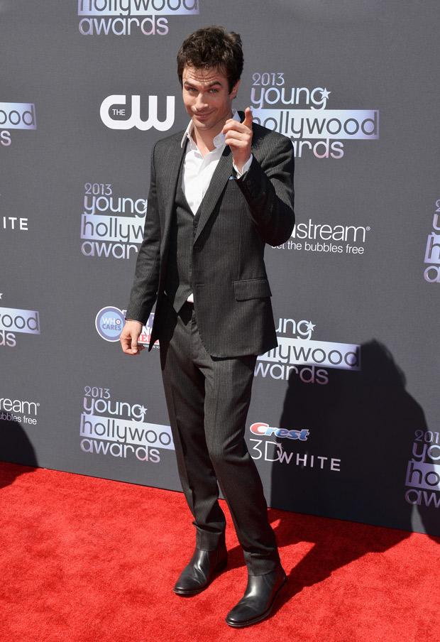 The Vampire Diaries' Ian Somerhalder and Nina Dobrev Split — Who Should He Date Next? (PHOTOS)