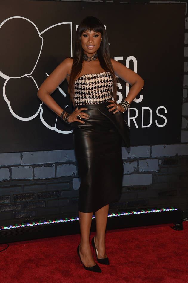 Jennifer Hudson Chops Her Hair Off and Debuts Short Look at 2013 MTV Video Music Awards