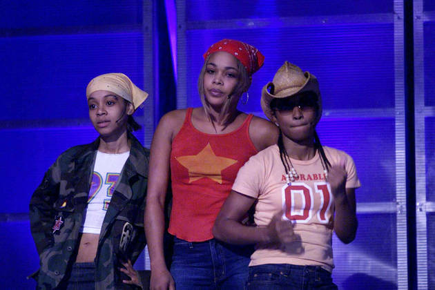 TLC Releases New Biopic, Says They Never Broke Up (VIDEO)