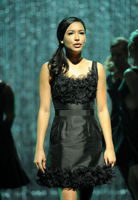 "Glee's Cory Monteith Memorial — Naya Rivera: ""It's The Worst Week Ever"""