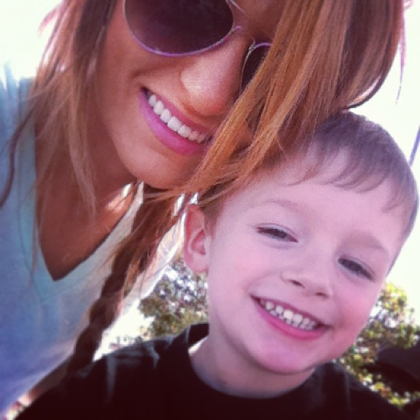 Maci Bookout's Son Bentley Edwards Starts Pre-K!