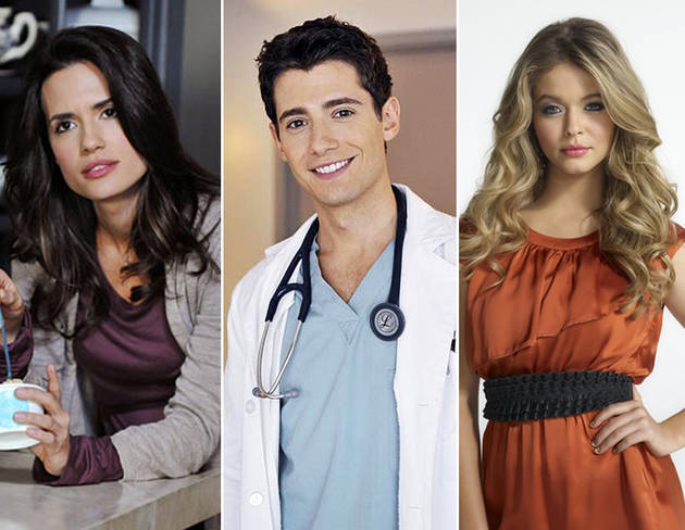 "Who Is ""A""? Our Top 3 Suspects From Pretty Little Liars Season 4, Episode 9"