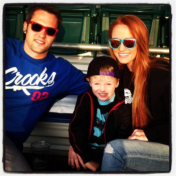 Maci Bookout Receives Flirty Tweet From Baby Daddy Ryan Edwards … Again