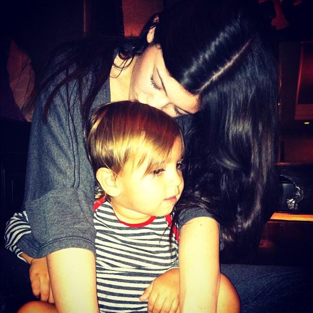 Kourtney Kardashian's DNA Test Is Fake, Model Michael Girgenti Claims
